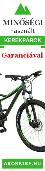 Új Cube kerékpárok