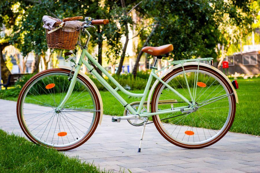 2. Kép: Vintage retro női bicaj eladó