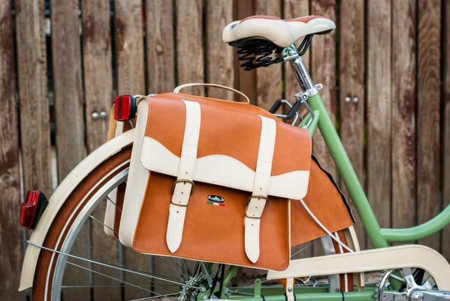 2. Kép: Vintage kerékpár - Női vintage kerékpár