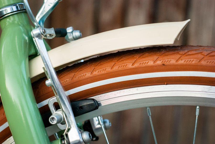 3. Kép: Vintage kerékpár - Női vintage kerékpár
