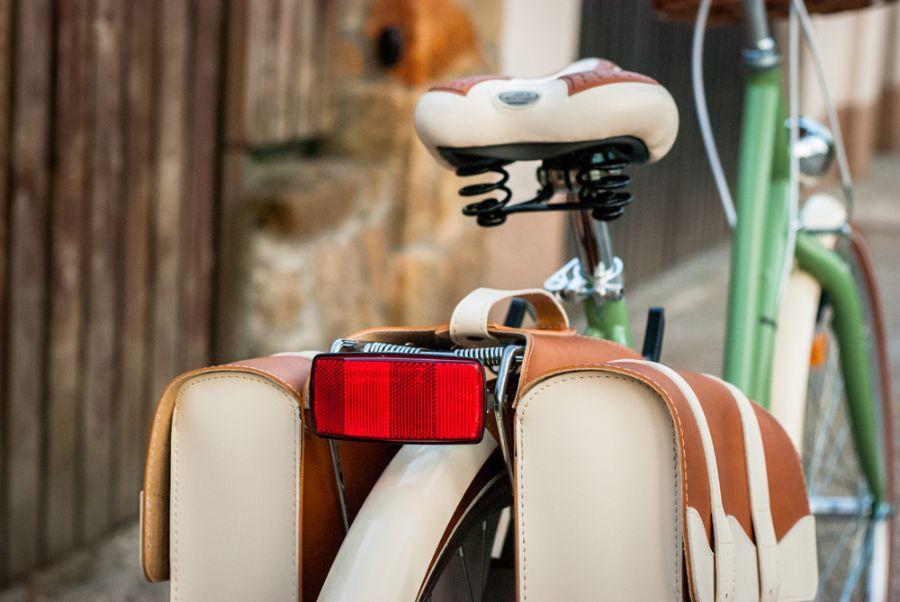 4. Kép: Vintage kerékpár - Női vintage kerékpár
