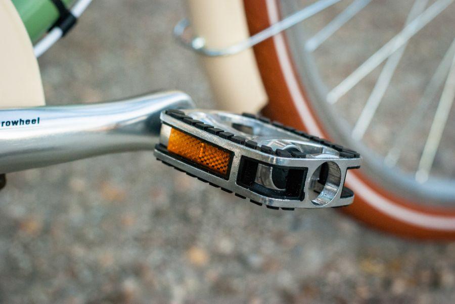 5. Kép: Vintage kerékpár - Női vintage kerékpár