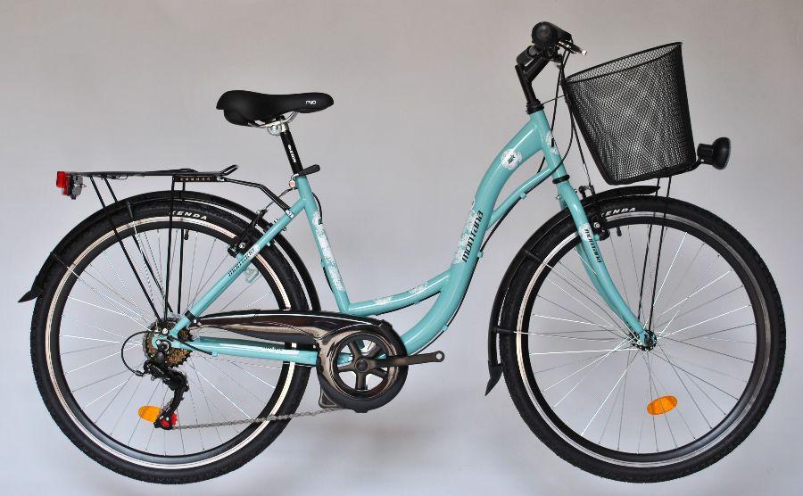 4. Kép: Trans Montana City 26-os női városi kerékpár