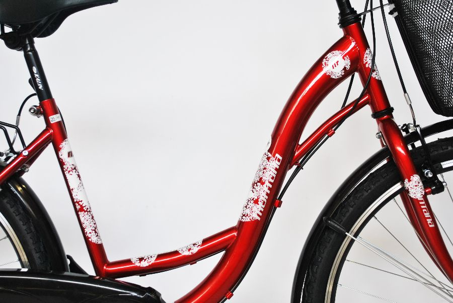 2. Kép: Trans Montana City agyváltós 28-as kerékpár