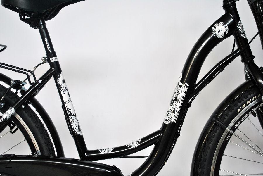 4. Kép: Trans Montana City agyváltós 28-as kerékpár