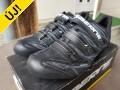 ÚJ Gaerne fekete biciklis cipő 46-os