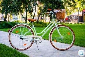 1. Kép: Vintage retro női bicaj eladó