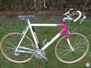 1. Kép: Kreidler országúti kerékpár