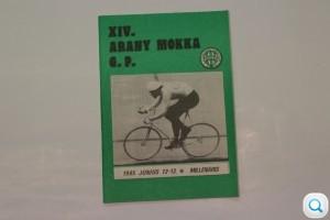 1. Kép: Arany Mokka XIII. G.P. 1985 Június 12-13 FTC